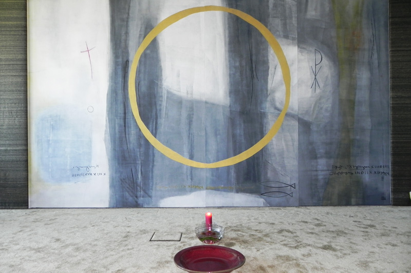 Kunstwerk, Gestaltet Von Ingrid Tragler
